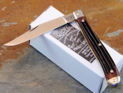 #11WH Queen Slim Line Trapper Knife