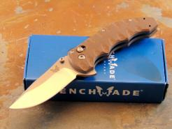 BENCHMADE AXIS FLIPPER KNIFE