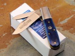 QUEEN BLUE BONE BARLOW KNIFE