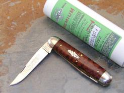 Snakewood GEC #53M Prototype Knife