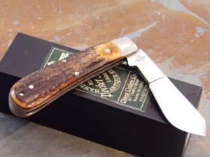 TORCHED STAG QUEEN PARDUE COTTON KNIFE
