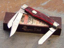SCHATT & MORGAN 1992 GUNSTOCK STOCKMAN KNIFE
