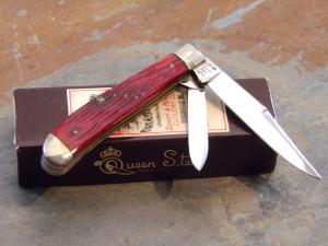 SCHATT & MORGAN 1992 SMALL TRAPPER KNIFE