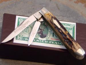 S & M STAG PEANUT KNIFE