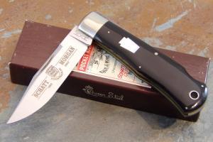 SCHATT & MORGAN BUFFALO HORN 100TH ANNIVERSARY KNIFE