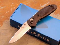 BENCHMADE 556S POCKET KNIFE