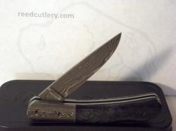 BOKER DAMASCUS FOLDING KNIVES