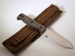 ONTARIO BLACKBIRD SK-5 HEDGEHOG KNIFE