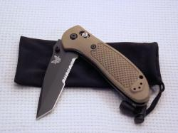 BENCHMADE 553SBKSN KNIFE