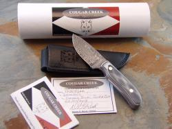 COUGAR CREEK KNIVES