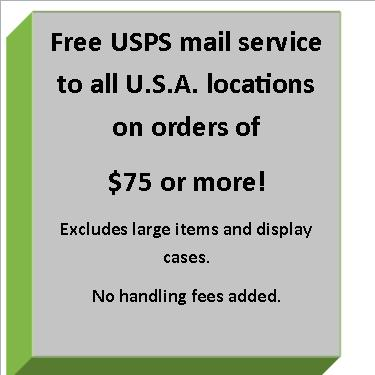 Reed Cutlery Free USA Shipping